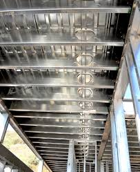 Steel Framed Houses Loft Frame Example Ecosteel Prefab Homes Green Building