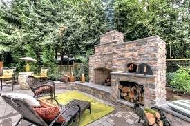 outdoor fireplace brick oven combo outdoor pizza oven fireplace combo kits indoor home decor ideas for living room mobile home ideas