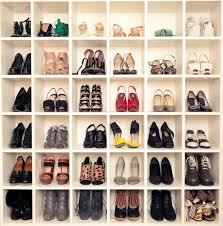 diy: shoe closet