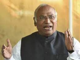 Karnataka Kharge May Manipulate Evm After Election Suspects Bjp