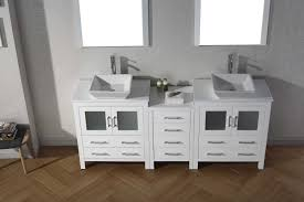 20 Vanity Cabinet Virtu Usa Dior 78 Double Bathroom Vanity Cabinet Set In Zebra