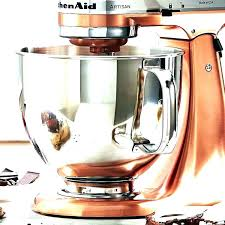 copper bowl for kitchenaid mixer bowls liner home design ideas mixing with gl