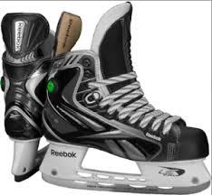 Reebok Hockey Skates Size Chart Details About New Reebok 18k Mens Ice Hockey Skates Senior Size 7 5 D Skate Black Sr Men