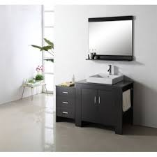 virtu usa ms 7054r tavian 54 single sink bathroom vanity with right side
