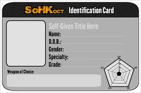 Identification Template 26 Id Card Templates Psd Free Premium Templates