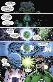 Dc Comics Universe Green Lantern 1 Spoilers What Is The New