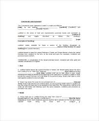 lease abstract template lease template 7 free word documents download free premium