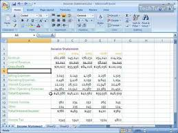 Change A Theme Effect In Excel 2007