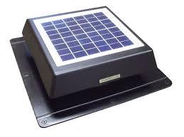 Rand Solar Powered Attic Fan-8 Watt-W Roof Top Ventilator NEW!! - -  Amazon.com