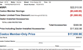 Costco Stock Quote Delectable Financing A Honda Civic 48 Ex Florida Car Forums At Edmunds