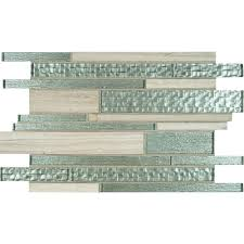 glass mosaic tile sheets home depot designs
