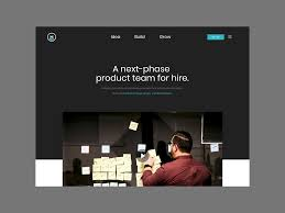 Headway Design Headway Io 2 0 Home Page By Jacob Miller For Headway On