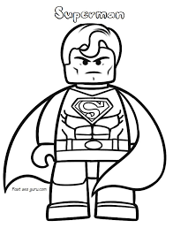 By best coloring pagesjune 13th 2019. Print Out The Lego Movie Superman Coloring Pages Lego Movie Coloring Pages Batman Coloring Pages Superhero Coloring Pages