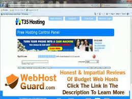 T35 Hosting - Free Web Hosting Video Tutorial: Creating a Directory ...