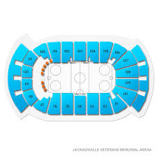 Jacksonville Veterans Memorial Arena Tickets