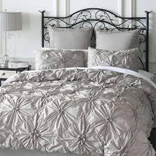 piquant bedding duvet covers shams sets pier 1 imports ruched ps45 black twin xl aqua