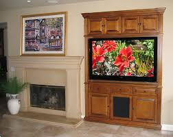 Built In Cabinets Beside Fireplace Built In Entertainment Centers Provide Perfect Way To Organize