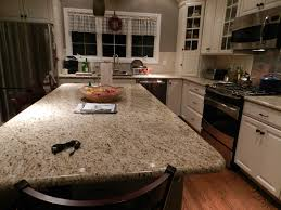 Granite Colors For Kitchen Crema Pearl Granite Heart Of The Home Kitchen Pinterest