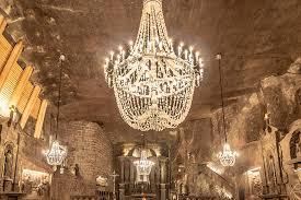 Saltmine Workplace Design The Wieliczka Salt Mine A Magical Underground Journey Into