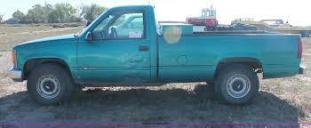 1995 Chevrolet Cheyenne 1500 pickup truck | Item F6132 | SOL...