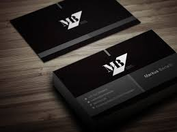 Design A Minimalist Business Card