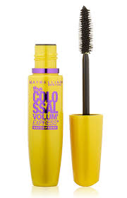 maybelline new york volum express the colossal waterproof mascara