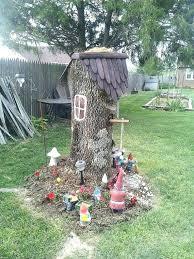 fairy garden tree stump fairy garden tree stump a tree stump fairy gardens with tree stumps