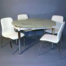 Table De Cuisine Moderne En Verre Tout Sur La Cuisine Et Le