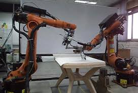 Mechanical Engineering Robots Robots Sharing Safer Common Workspace Incorporating Parallel