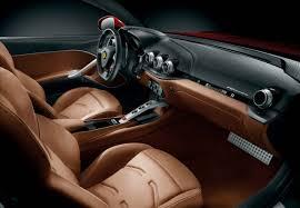 2018 ferrari 812 interior.  interior ferrari f12 berlinetta  interior dashboard front seats inside 2018 ferrari 812 interior