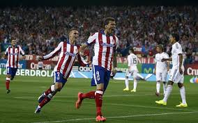 Atlético de madrid and bayern munich have reached an agreement for the transfer of mario mandžukić has also given ample samples of his scoring abilities in his 52 matches with croatia. Atletico Madrid 1 Real Madrid 0 Agg 2 1 Mario Mandzukic S Goal Wins The Spanish Super Cup