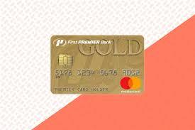 first premier bank gold mastercard