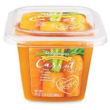 wegmans food you feel good about carrot puree