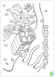 Small Picture Magic school bus coloring pages to download and print for free