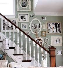 Family Photo Frame Decor Ideas And Frame For Stairs Decorating Staircase  Wall Decor Staircase Wall Decor