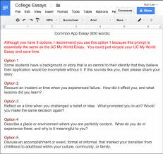 College Prompt Essays College Essays Apply To College