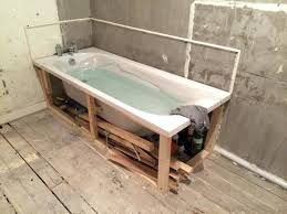 bathtub installation cost. Bathtub Installation Bath Frame To Support With Bathroom In Cost Canada