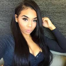 250% Density Straight Lace Front Wigs With Baby Hair Pre Plucked Wig Short Bob For Women