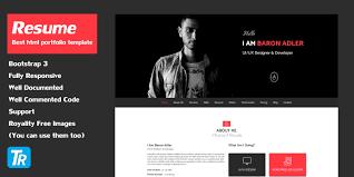 Free Resume Theme Wordpress Unbelievable Resumeio Resume Cv Cover Letter Portfolio By 32
