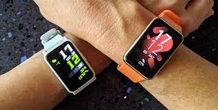 Huawei Watch Fit oder Honor Watch ES ...
