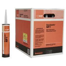 Sonneborn Color Chart Masterseal Np1 Aluminum Grey Polyurethane Sealant 10 Oz Tube 30 Pc Pack