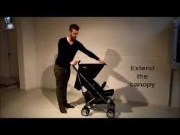 Как правильно складывать и раскладывать <b>коляски</b>-<b>трости</b> Cybex ...