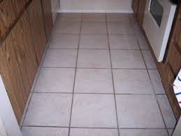 white tile floor. Simple White The Dark Brown Grout In This Tile Floor Gilbert Arizona Is Actually  Supposed To Be On White Tile Floor