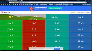 Freckle: Student Dashboard - YouTube