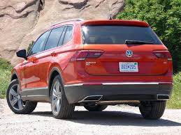 2018 volkswagen tiguan se with awd. brilliant awd the 2018 tiguan arrives with available safety systems including automatic  emergency braking blindspot monitoring and rear crosstraffic alert  and volkswagen tiguan se awd