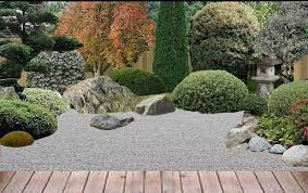 small japanese gardens   small garden for a small back yard in the japanese  style assembled