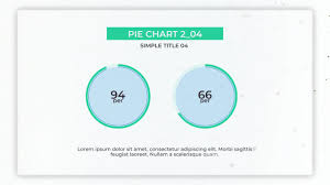 Pie Chart Creator Infographics Simple Pie Charts Creator After Effects