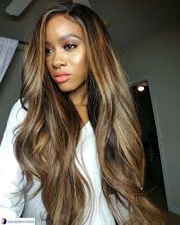 Light Brown Weave Sew In Be Your Own Hairgoals Order Your Elle Hair Bundles