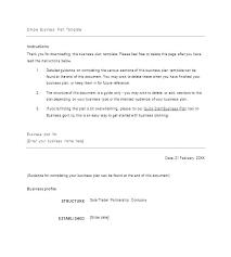 A Simple Business Plan Template Basic Business Plan Outline Template Word Templates Deutsch