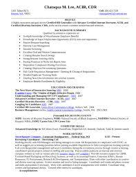 Combination Recruiting Coordinator Resume